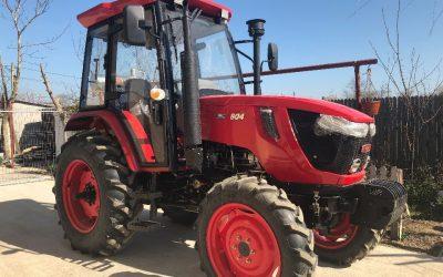 KONIG Tractor 804, 80 CP