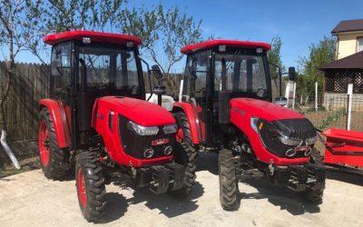 KONIG Tractor 504, 50 CP